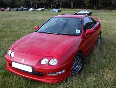 Integra from the front(ish)