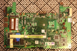 Eee PC 4G (701) - Under side of main board