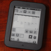 Nook Touch Launcher
