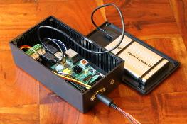 Gav's World : Raspberry Pi : Car Media Server